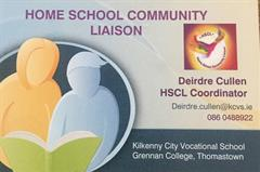 A message from our Home School Liaison officer